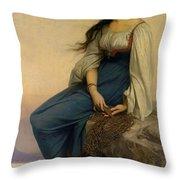 Graziella Throw Pillow