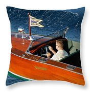 Hacker Classic Throw Pillow