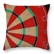 Half Board Throw Pillow
