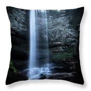 Hemlock Falls Throw Pillow