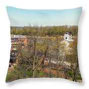 3-hermann Mo Triptych Right_dsc3992 Throw Pillow