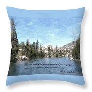 Inspirations 1 Throw Pillow
