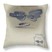 Jar Throw Pillow
