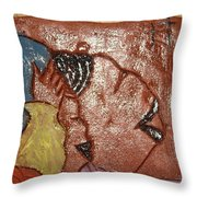 Joy - Tile Throw Pillow