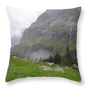 Khagemusha Throw Pillow