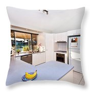 Kitchen Throw Pillow
