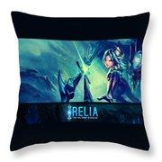 League Of Legends Throw Pillow