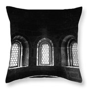3 Lights Throw Pillow