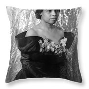 Marian Anderson (1897-1993) Throw Pillow by Granger