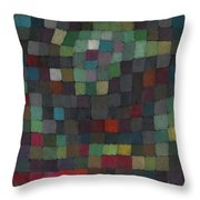 May Picture Throw Pillow