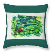 Nowruz Throw Pillow