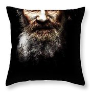 Older Brother Throw Pillow