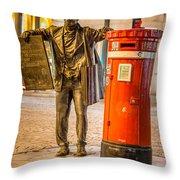 Portugal Porto Throw Pillow