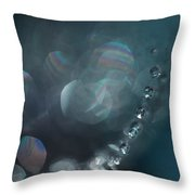 Refreshed Throw Pillow by Bonnie Bruno