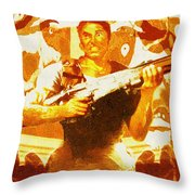 Resident Evil Throw Pillow