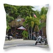 Roadhouse Throw Pillow