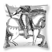 Robert Devereux (1591-1646) Throw Pillow