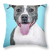 Roscoe2 Throw Pillow