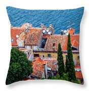 Rovinj - Croatia Throw Pillow