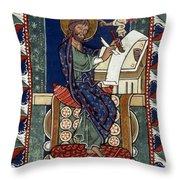 Saint Matthew Throw Pillow