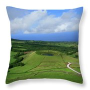 Sao Miguel - Azores Throw Pillow