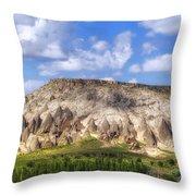 Selime - Turkey Throw Pillow