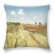 Shinnecock Hills Throw Pillow