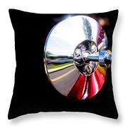 Speed Throw Pillow