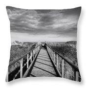 St Andrews Throw Pillow