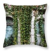 St Paul De Vance Throw Pillow