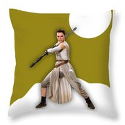 star Wars Rey Collection Throw Pillow