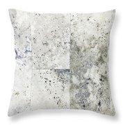Stone Tiles Throw Pillow