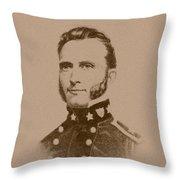 Stonewall Jackson - Four Throw Pillow