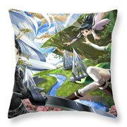 Sword Art Online Throw Pillow