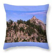 The Needles Lookout Throw Pillow
