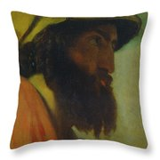 Ulysses Throw Pillow