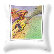 Unquestionable Throw Pillow