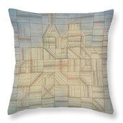 Variations Progressive Motif Throw Pillow