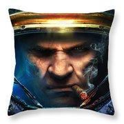 Video Game Throw Pillow