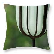 Window Sill Decoration Throw Pillow