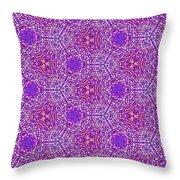 Arabesque 085 Throw Pillow