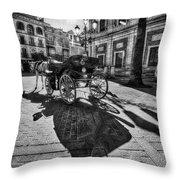 Seville Sevilla Andalucia Spain Throw Pillow
