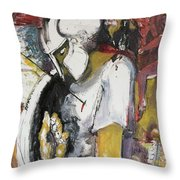 300 Outnumbered Throw Pillow