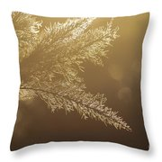 Australian Bush Throw Pillow