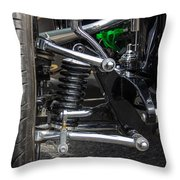 31 Ford Roadster Suspension Throw Pillow
