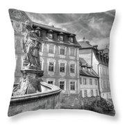 311 Throw Pillow