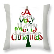 Christmas. Throw Pillow