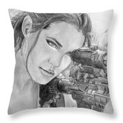 32 Throw Pillow