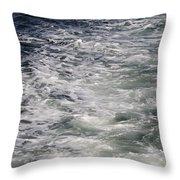 Alaska_00033 Throw Pillow