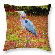 33- Magic Garden Throw Pillow